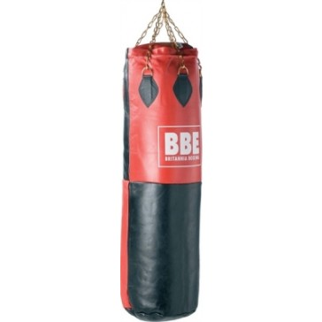 BBE Super Impact Leather Punchbag 4'