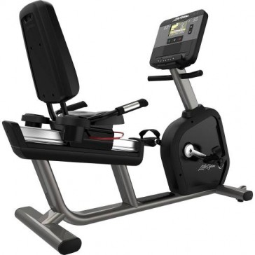 Life Fitness Club Series + Recumbent Lifecycle Exercise Bike
