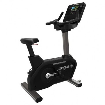 Life Fitness Club Series + Upright Lifecycle Exercise Bike