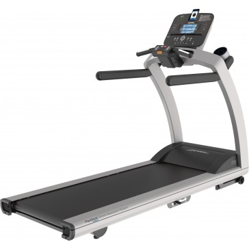 Life Fitness T5 treadmill with Track console