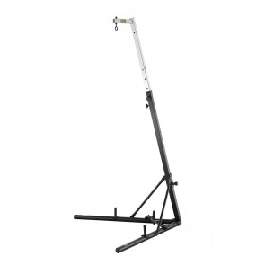 BBE Folding and Height Adjustable Punching Bag Stand