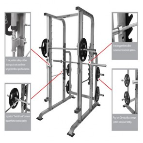 Jordan Smith Power Rack