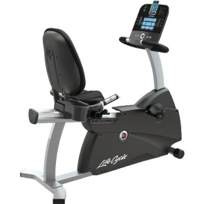 Life Fitness R3 - Track console