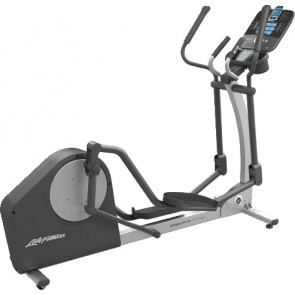 Life Fitness X1 with track console