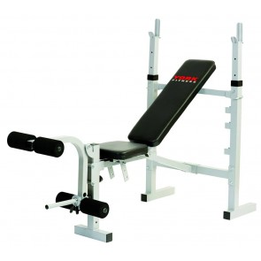 York Fitness 530 Multi-Function Barbell Bench