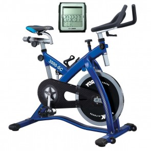 York Fitness 3000SC Indoor Training Bike